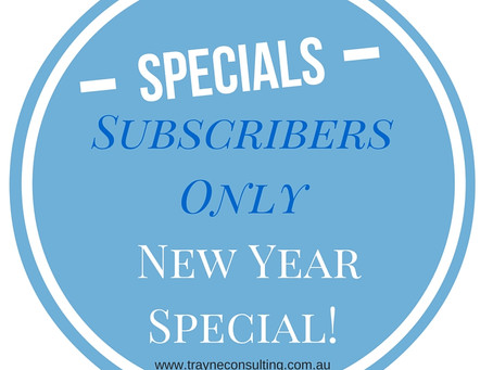 Specials and Offers