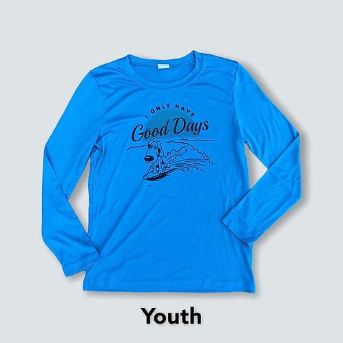 Good Days long sleeve youth