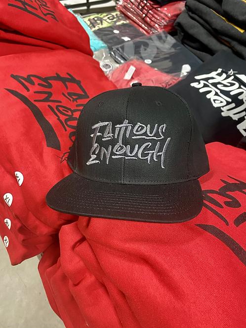 Famous Enough black hat