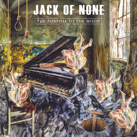 Label Release: Jack Of None EP