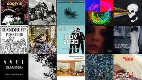 Dandelion Radio: Playlist November 2020