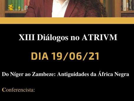 XIII diálogos no ATRIVM.