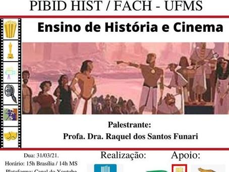 Ensino de História e Cinema