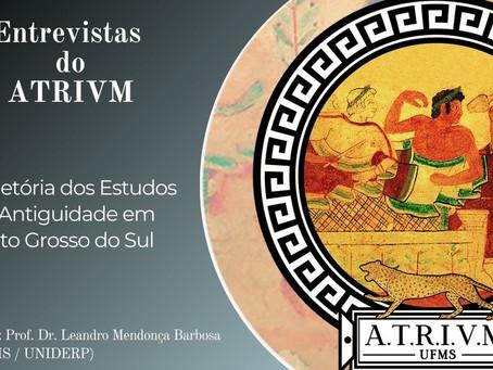 Entrevista - A Trajetória dos Estudos da Antiguidade em Mato Grosso do Sul