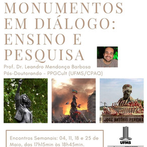 Monumentos em Diálogo: Ensino e Pesquisa
