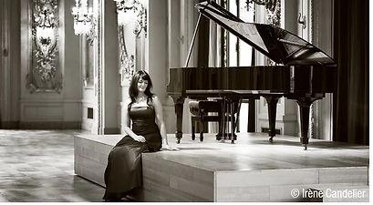 Irène Candelier - Méthode Sarkissian - Cours de chant - Professeur de chant