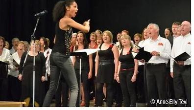 Anne-Elly Tévi - Méthode Sarkissian - Cours de chant - Professeur de chant
