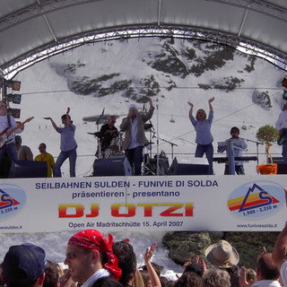 Open Air mit Dj Ötzi