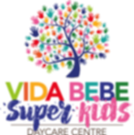 Vida Bebe Super Kids Daycare Centre Logo