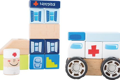 Kit de construction ambulance