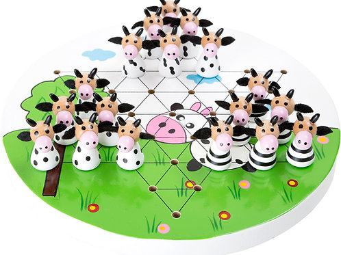"""Dames chinoises""""vaches"""""""