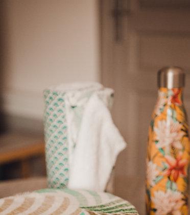 Rouleau essuie-tout lavable