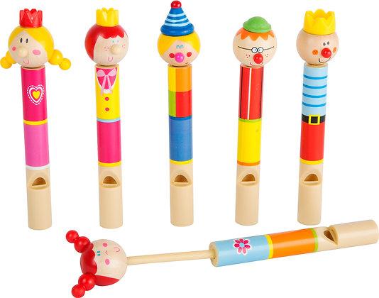 """Pipeaux """"clown"""""""