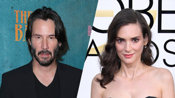 Elizabeth Producing Winona Ryder and Keanu Reeves Romantic Comedy