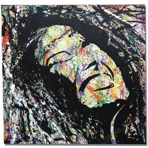 Pintura Elis Regina 1 ( tamanho 70x70cm)