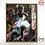 Thumbnail: Menina Bailarina Branca 56x70