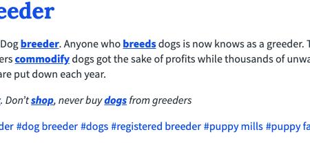 Am I a Greeder?
