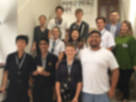 NZYST 2019 finalists