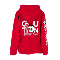 Hood jacket - BloodyBunny