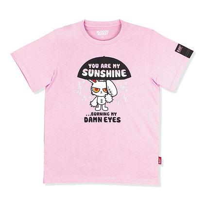 Bloody Bunny (Sun Shine-Pink) T-Shirt