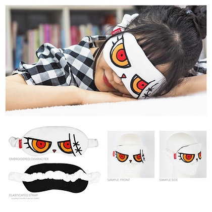BLOODY BUNNY SLEEPING EYE MASK
