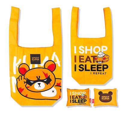 Serious Kuma Eco Bag​​​​​​​