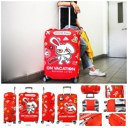 BLOODY BUNNY(VACATION) LUGGAGE COVER