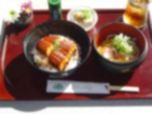 うな丼・うどん.JPG
