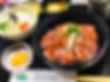 ローストビーフ丼(300円).JPG