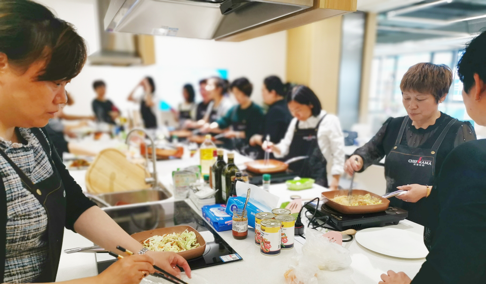 Chef Mama Cooking Class