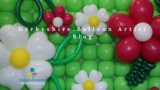 Hiring a balloon artist to decorate your event - what to look for