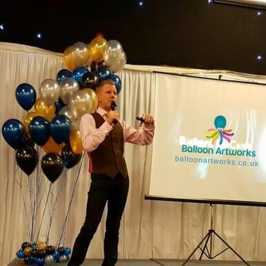 Richard McCann motivational speaker York
