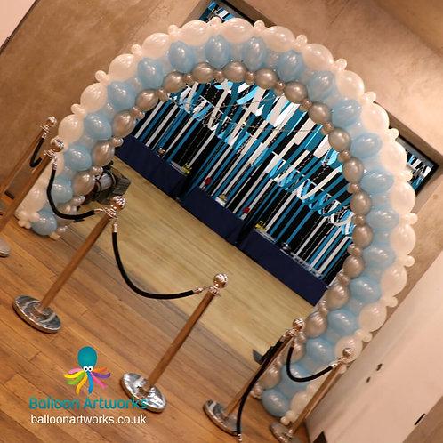 Wedding balloon arch - 3 colours
