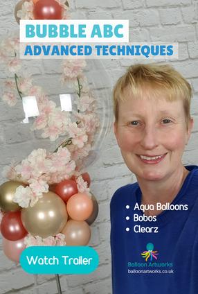 Bobos Clearz Aqua Balloons Training Tutorials