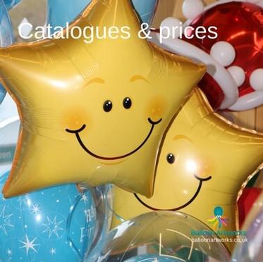 Birthday balloons Derbyshire Balloon Artworks.jpg