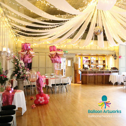 Party balloons Derby Matlock Chesterfiel