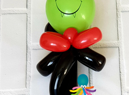 Quick Vampire Balloon Tutorial