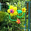 Thumbnail: Garden Art - Fence Balloon Art