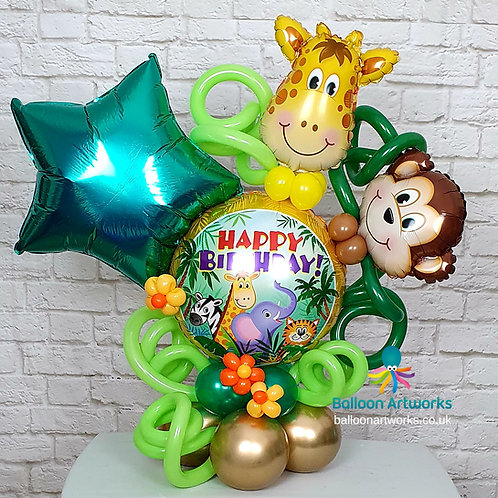 Balloon centrepiece - Made To Order - Medium