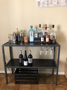 Custom Order - Reclaimed Pine Bar