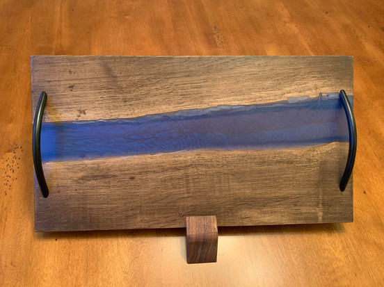 SOLD_ Cottonwood Charcuterie Board with