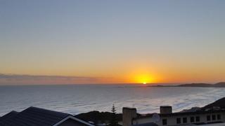 Brenton On Sea Sunset