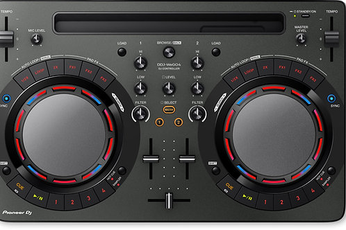 Controlador DJ Pioneer DDJ-WeGO 4