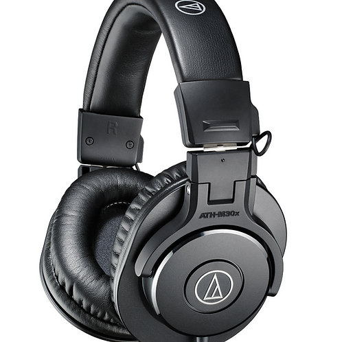 Audífonos Audio Technica ATH-M30x Profesionales