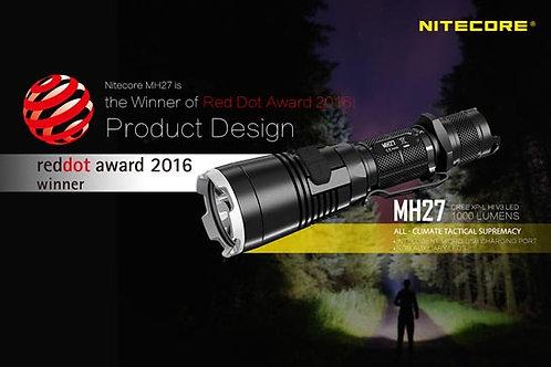 Linterna Nitecore MH27UV