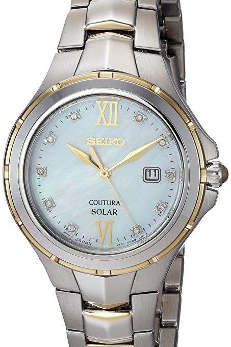 Reloj mujer Seiko SUT308 solar