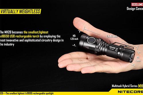 Linterna Nitecore MH20