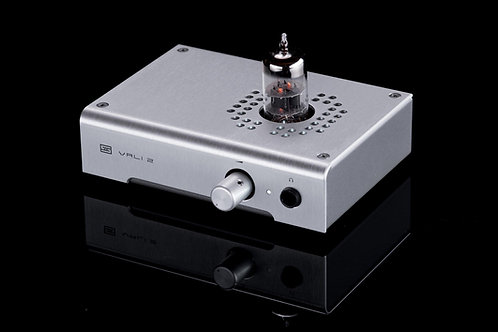 Amplificador audifonos Schiit híbrido a Tubo Made In Usa