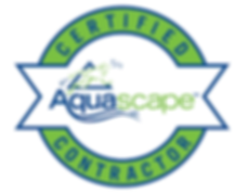 Certified Aquascape Contractor Logo