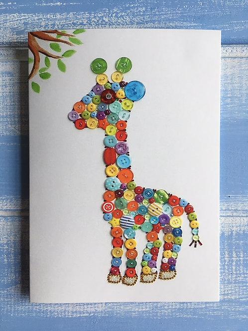 'Giraffe' Card. 31